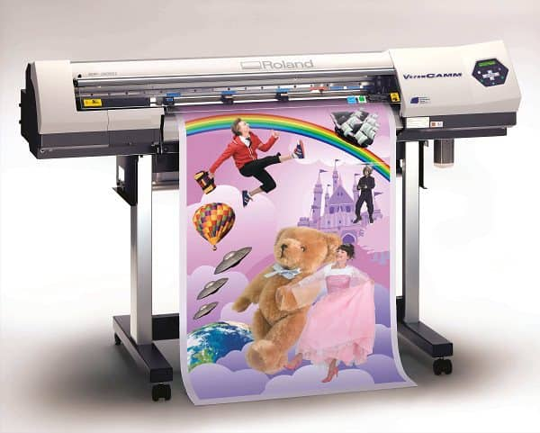 Plotter stampa e taglio Roland VersaCamm sp-300i