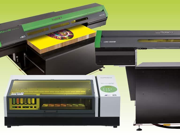 consulenza plotter stampanti UV led