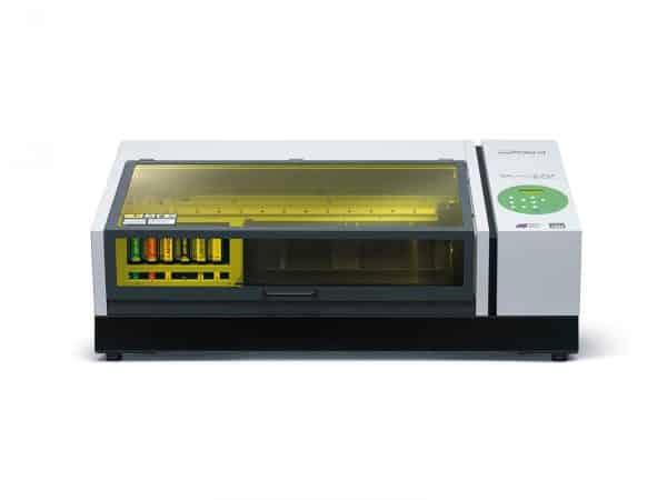 stampante Uv led piccolo formato versa-uv-lef-200