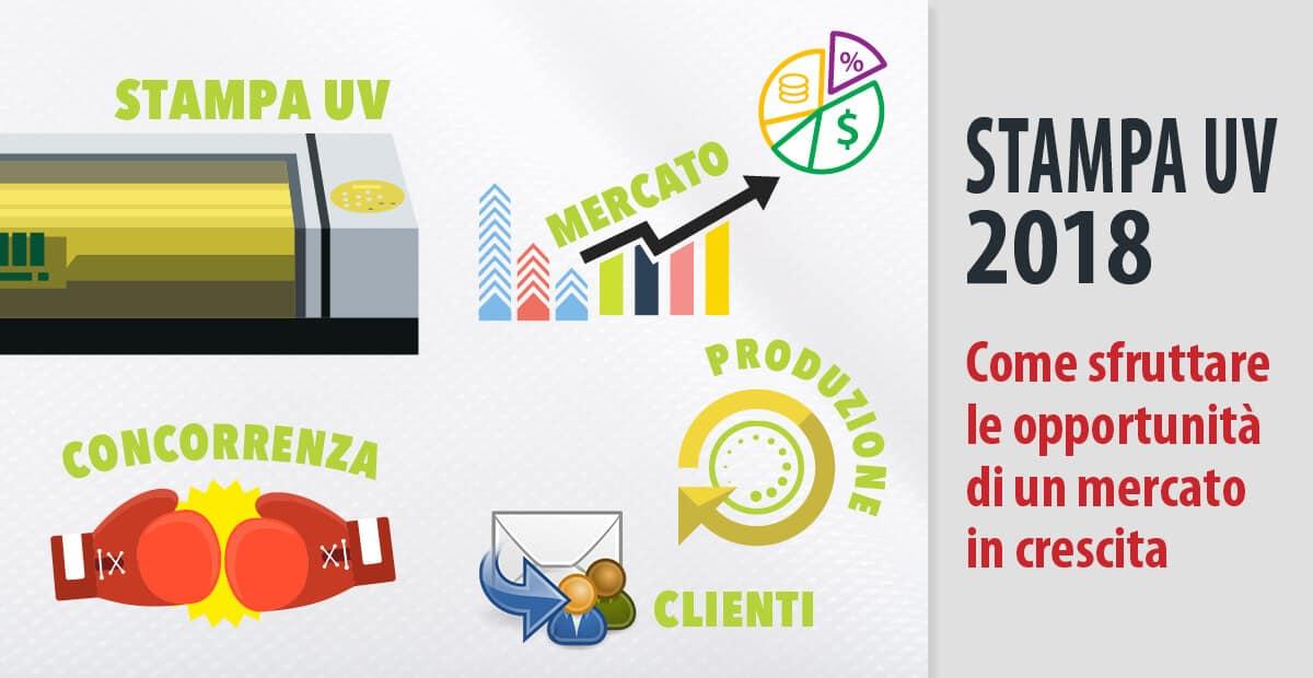 b56976b1db Stampa UV 2018 Come sfruttare le opportunità di un mercato in crescita -  Consulenza Plotter