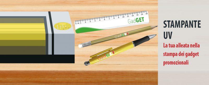 fadb452916 Stampante UV: la tua migliore alleata nella stampa dei gadget promozionali