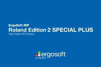 RIP ErgoSoft Roland Edition 2 SPECIAL PLUS