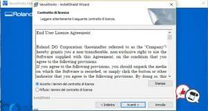 Roland VersaWorks 6 installazione parte 2