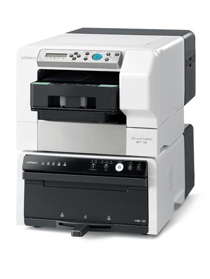 Roland Versa Studio BT-12 stampa direttamente tessuti