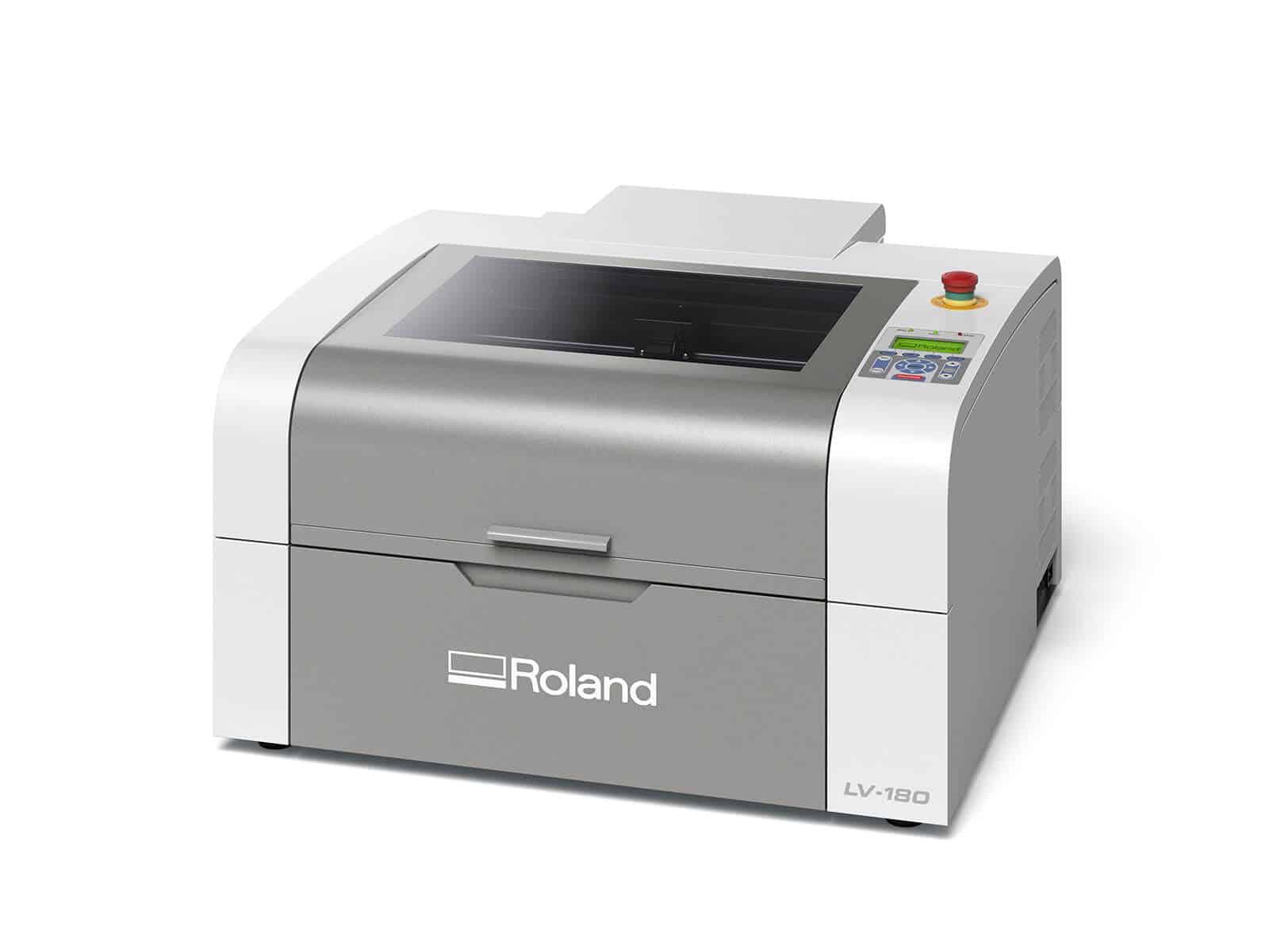 Roland lv-180 incisore laser