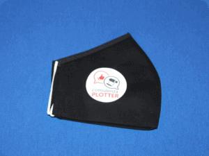 termosadabile da stampa trasferito sulla mascherina in cotone
