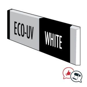 inchiostro bianco UV led